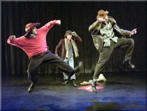 Hobos Dancing
